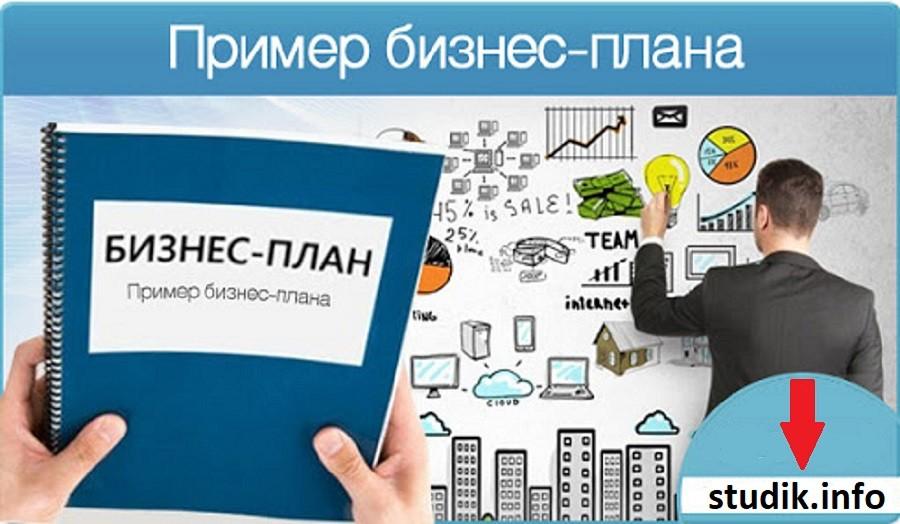 Пример бизнес-плана